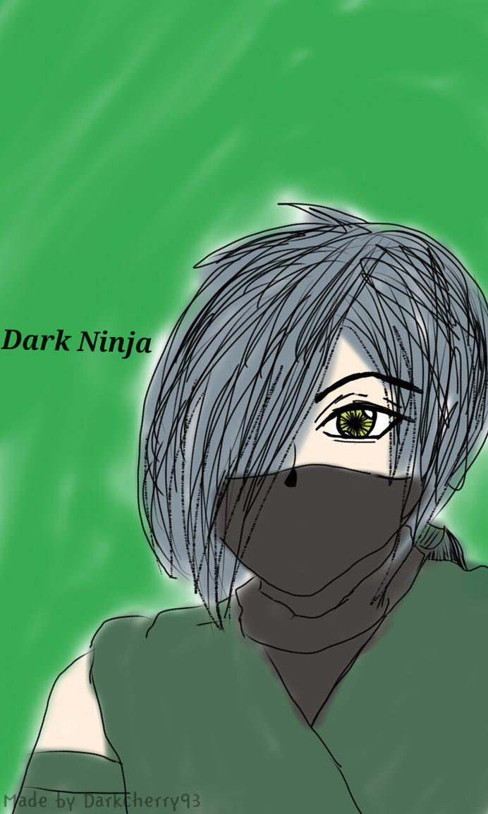 Dark Ninja by darkcherry93