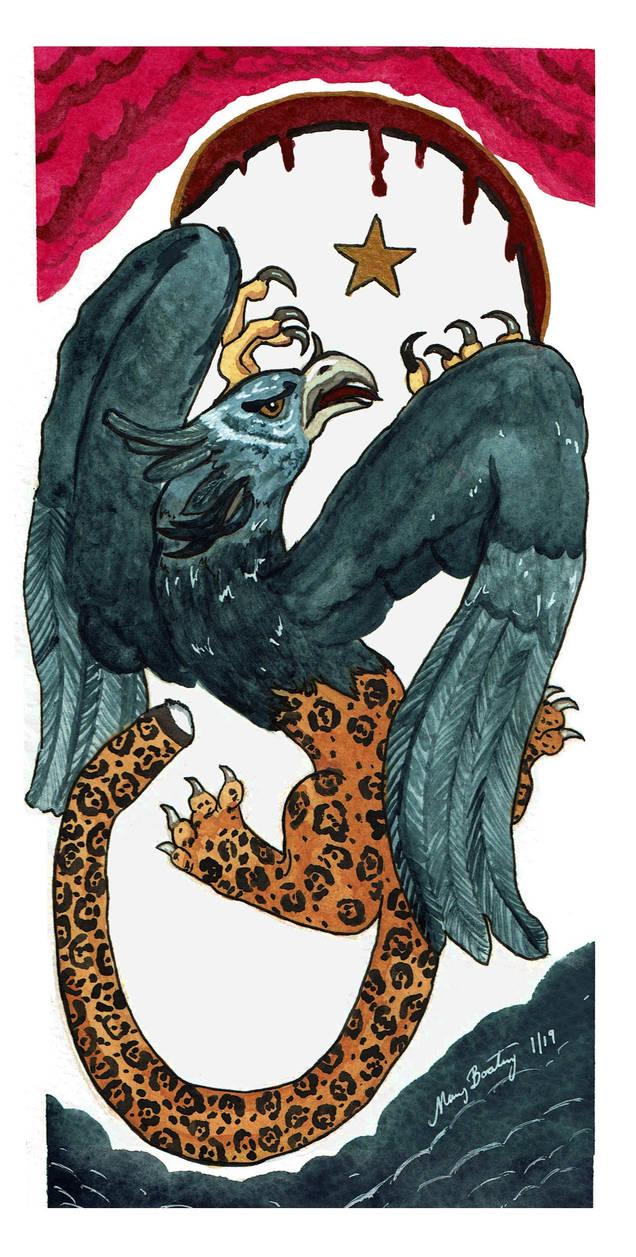 Harpy Jaguar Griffin