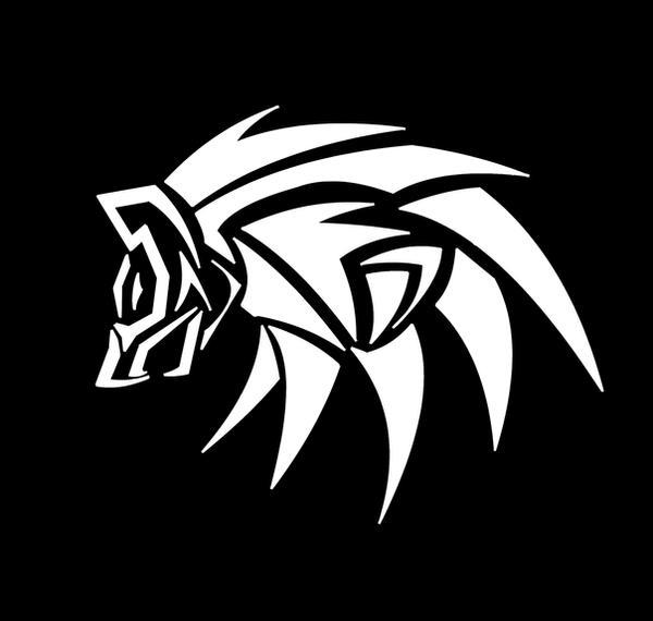 Lone Wolf Emblem by Striker479