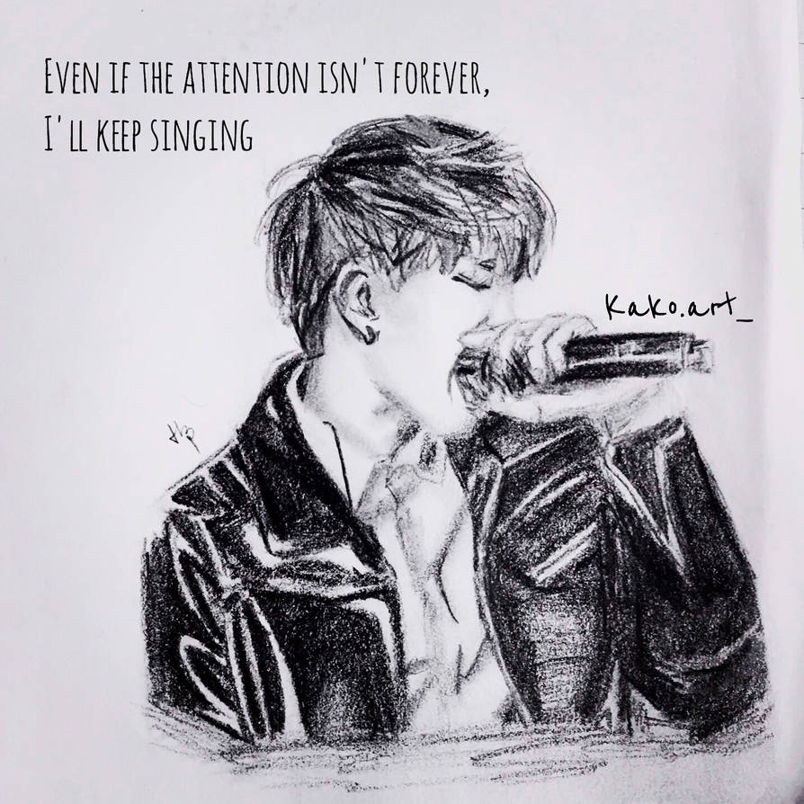 Keep singing BTS by kako-art on DeviantArt