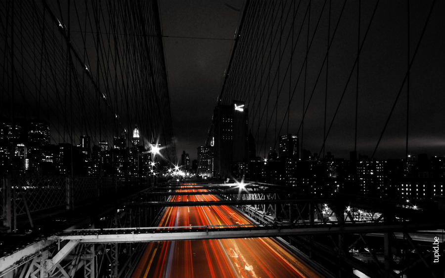 NY gate - wallpaper by tupid