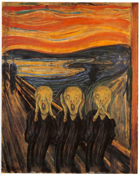 Scream no evil by nectar666