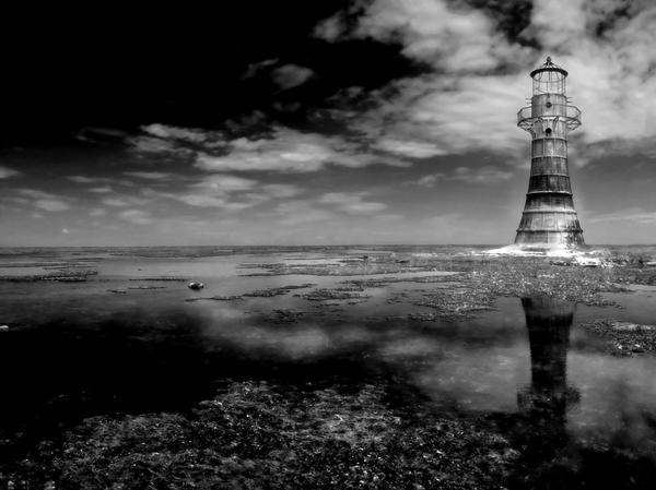 Lighthouse Serenity by nectar666