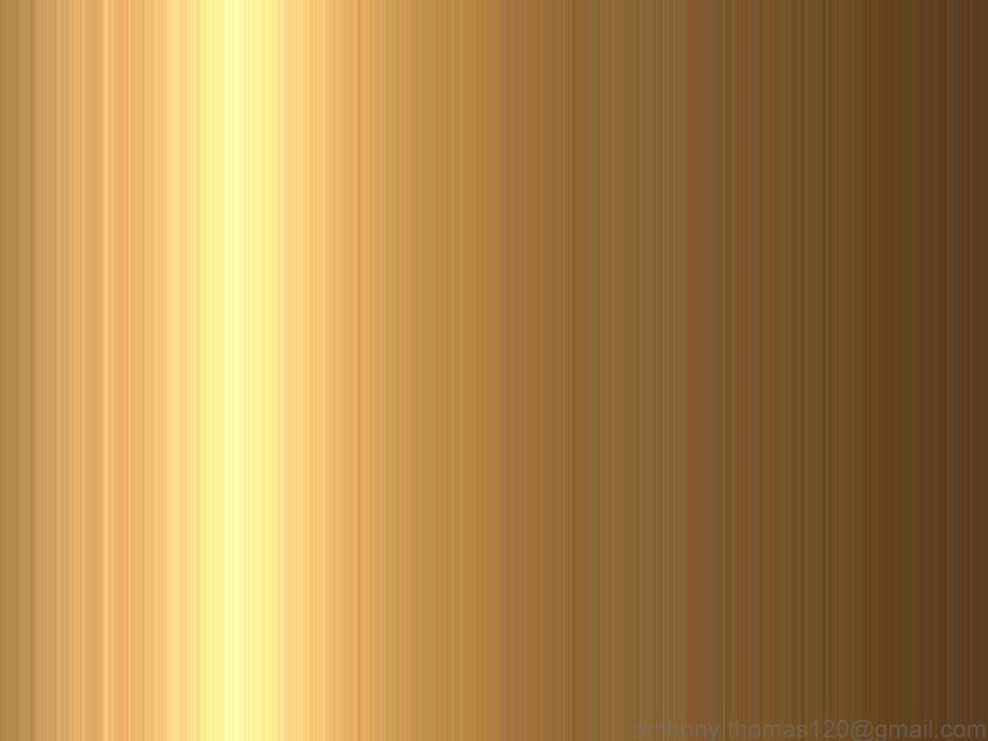 Golden Wallpaper By Nectar666