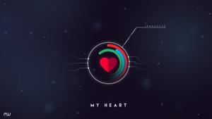 My heart by samorai-painter
