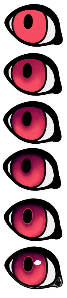 Eye Step-by-Step by CitruShark
