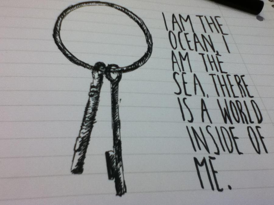 The Keys - BMTH fanart by juliatheblondie