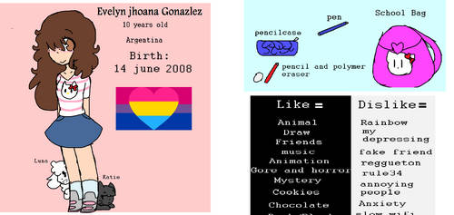 .:Meet the artist (Remake):. by Lunita20082