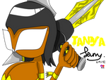 Mortal Kombat Classic Costume - Tanya