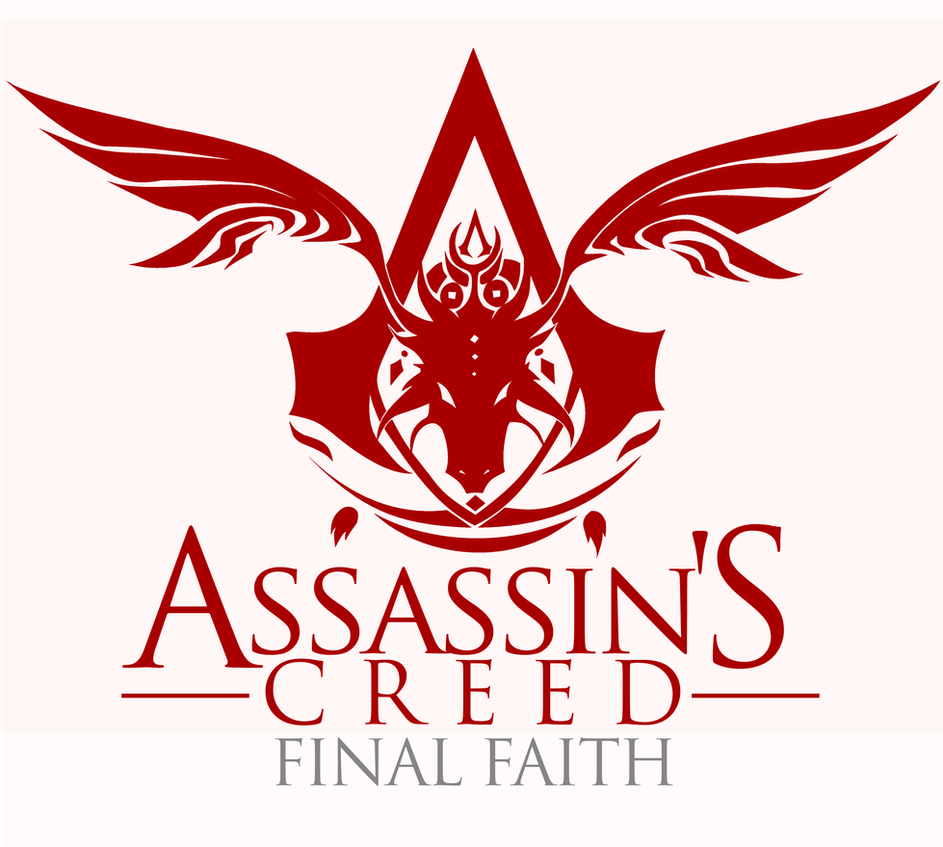 ASSASSIN'S CREED - FINAL FAITH Tribal Symbol by samcollends