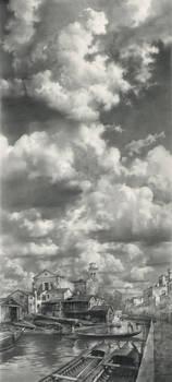 Sky above San-Trovaso