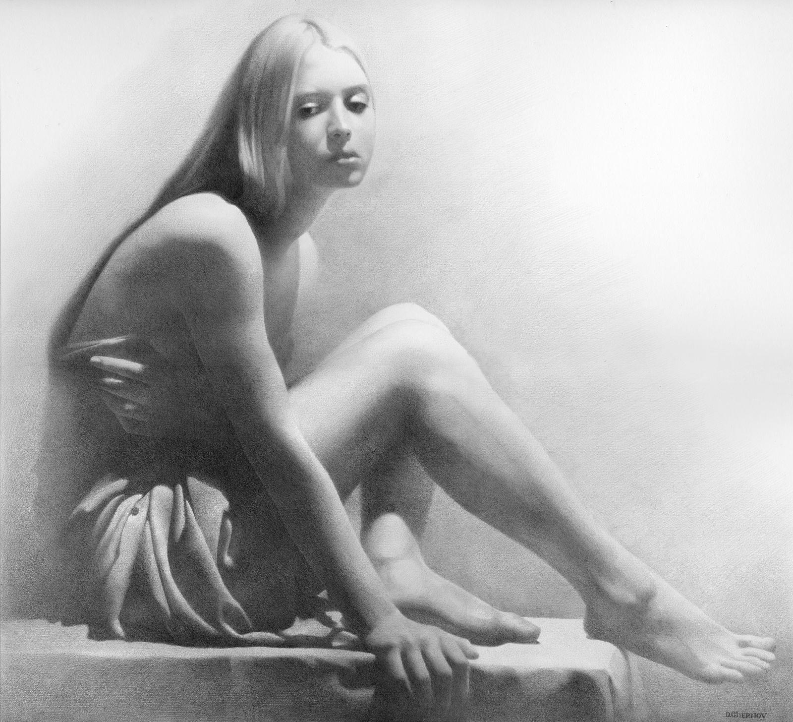 Рисуноки голых женшиг 8 фотография