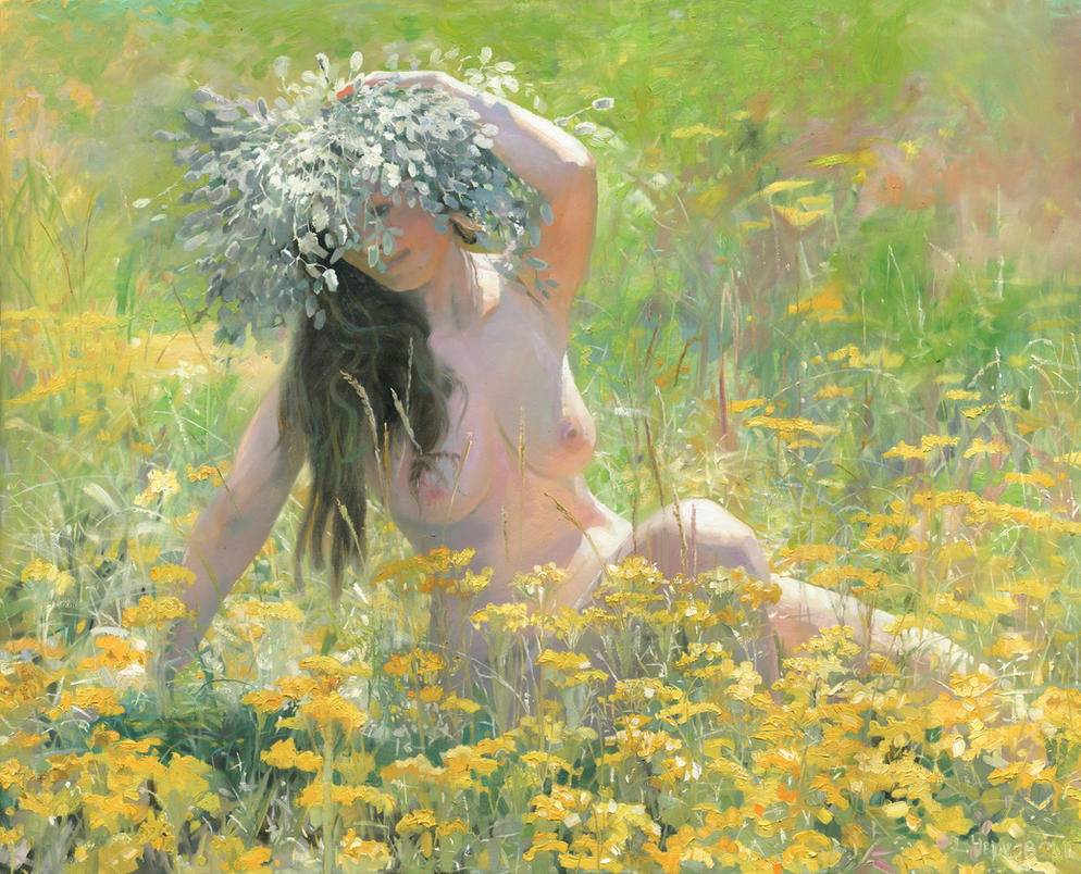 Immortelle Glade by DChernov