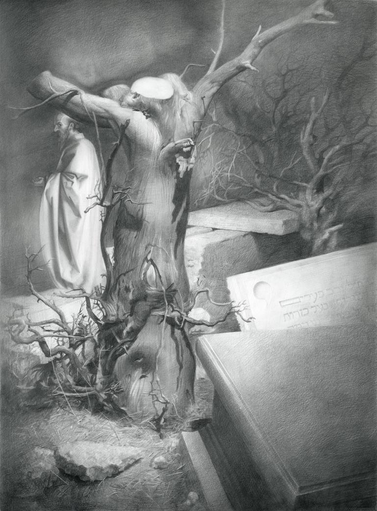 Cemetery by DChernov