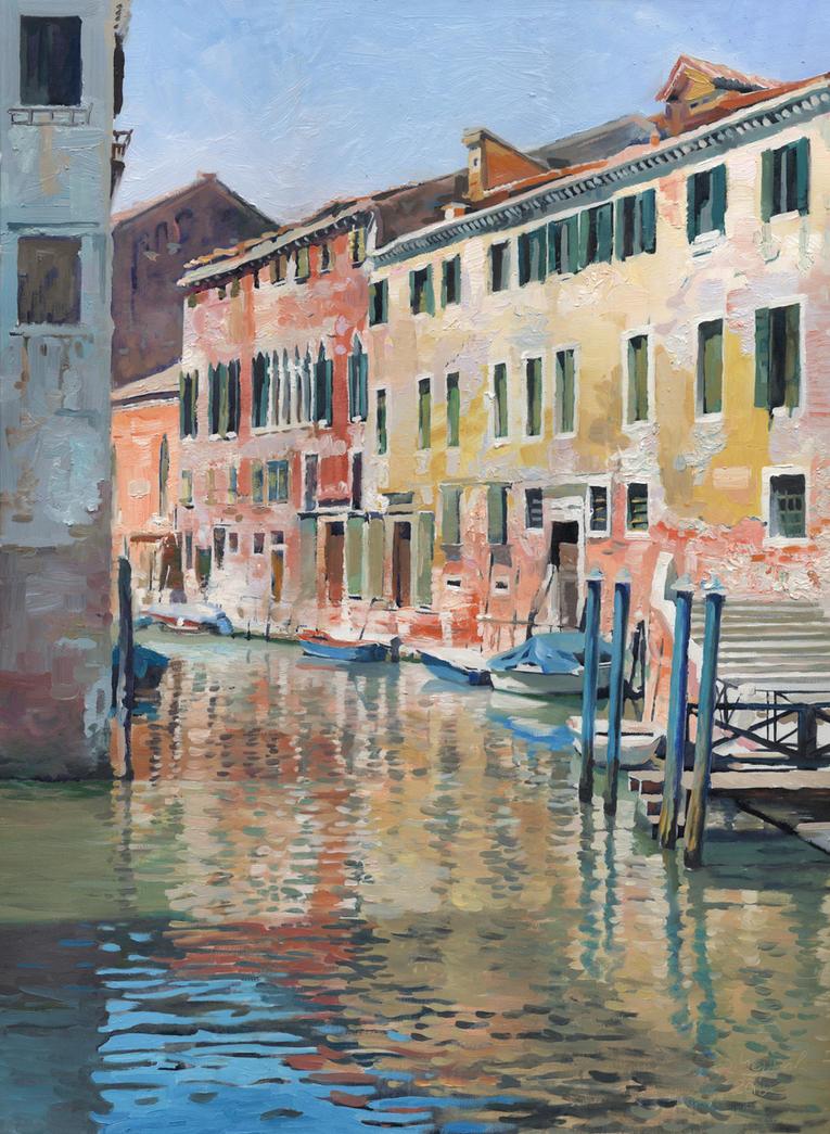 Venice XI by DChernov
