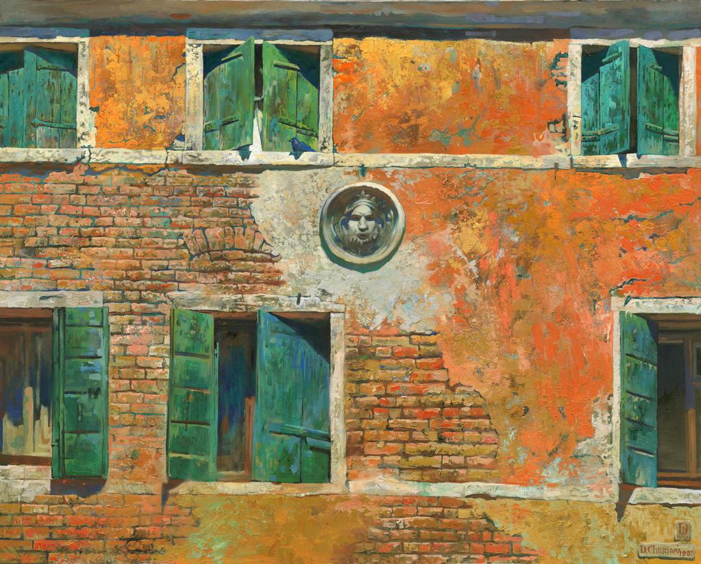 Viva Venezia by DChernov