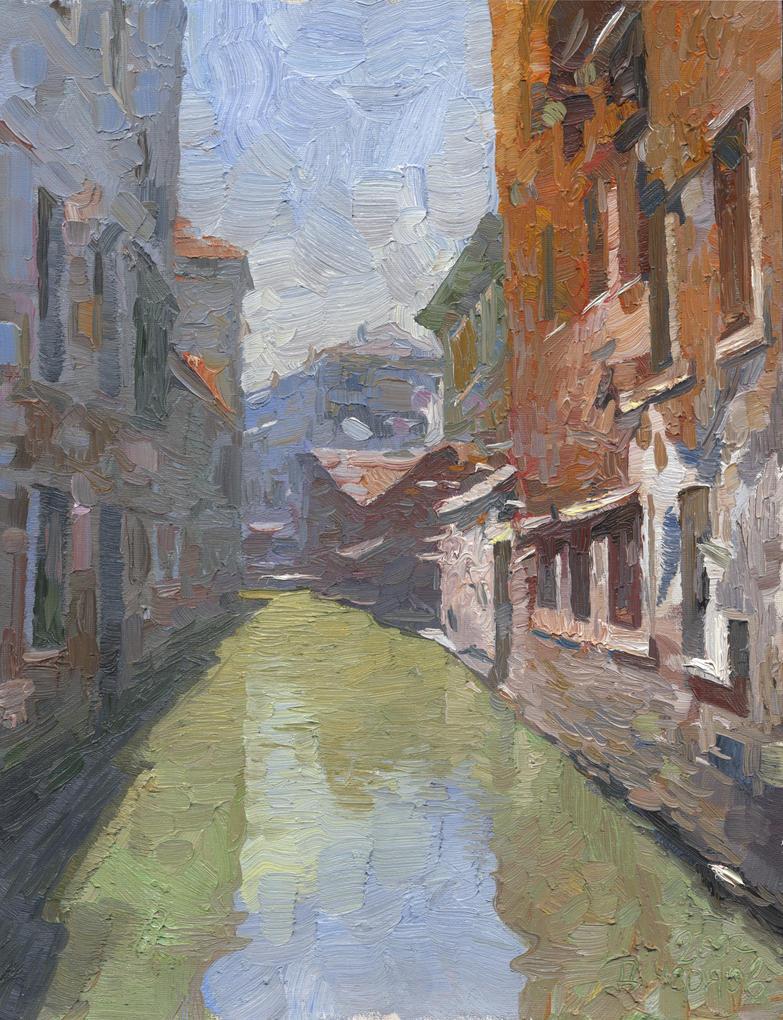 Venice.  Sunny Day by DChernov