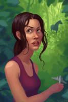 Kate by Neanderthal-Jam