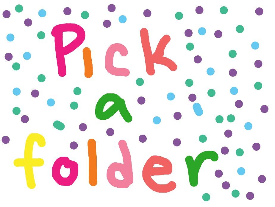 Folder picker thingy!!! by KikiFun
