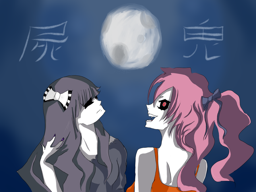 Shiki Megumi And Sunako By Faidali