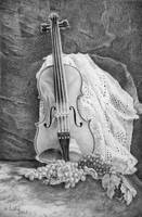 The Violin by kswistak