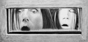 The Grudge by kswistak
