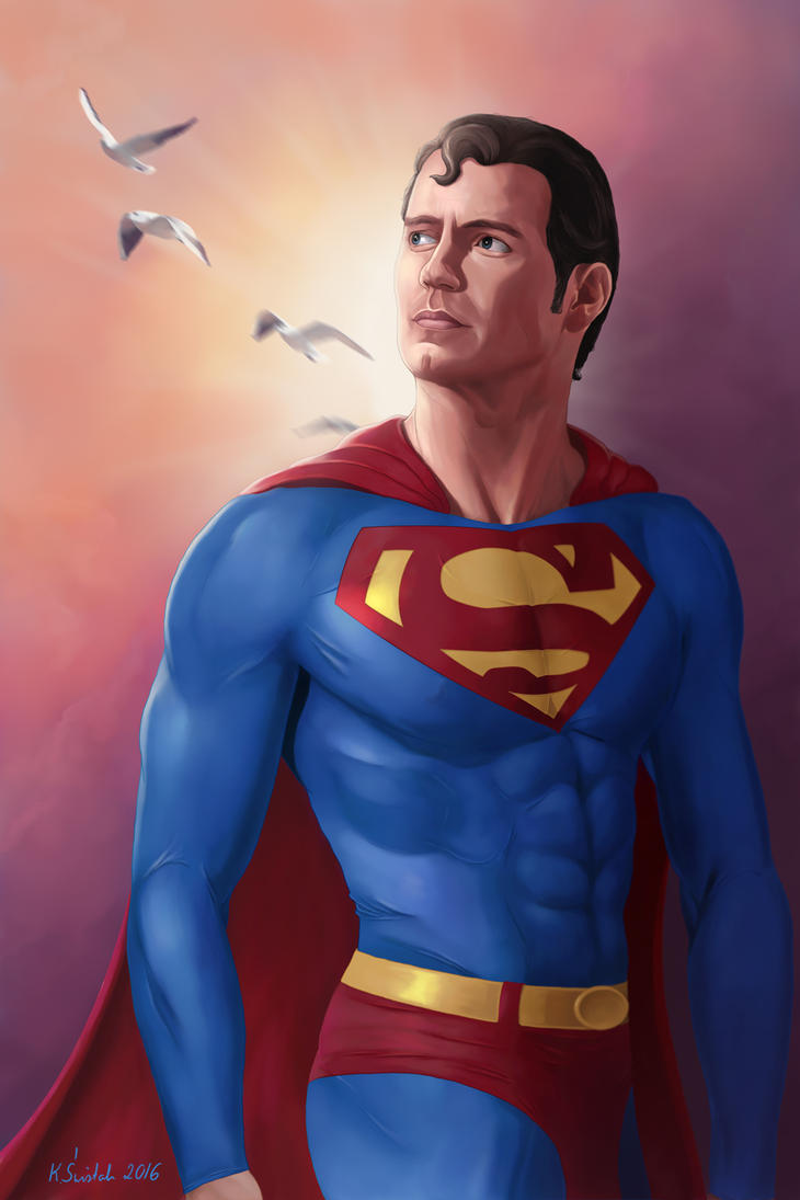 Superman by kswistak