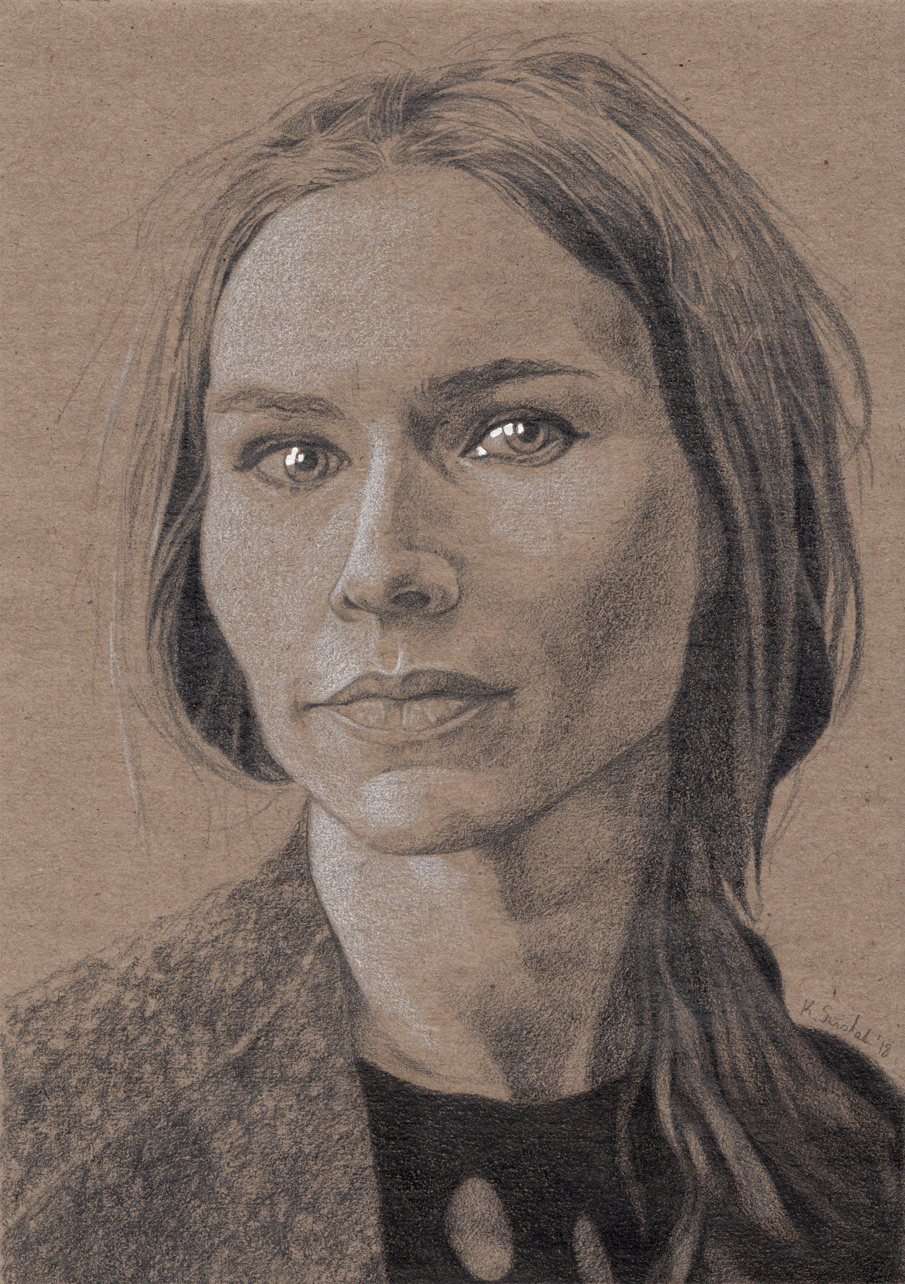 Nina Persson / The Cardigans by kswistak
