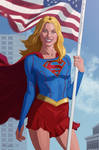Supergirl by kswistak