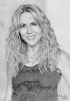 Sheryl Crow by kswistak