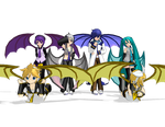 MMD Chimera Pack DL