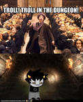 TROLL IN THE DUNGEON