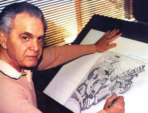 Jack-kirby-drawing by maxgrowth