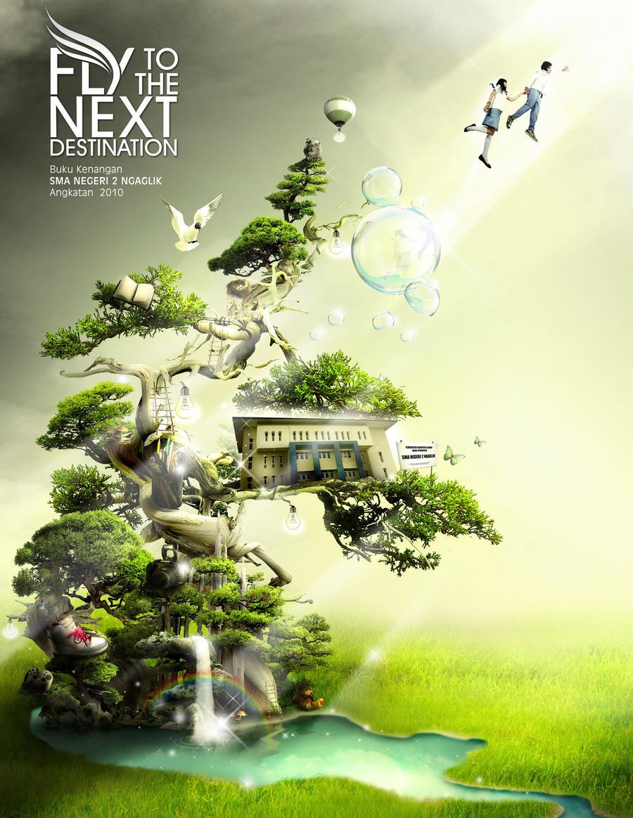 Cover Buku Tahunan By Abankirenk On Deviantart