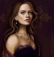 Portrait by Heart-In-Mouth