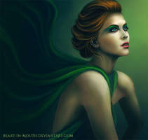 Charlize by Heart-In-Mouth