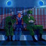 Ahsoka C-130 Comic #2