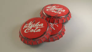 Nuka-Cola Bottle Caps
