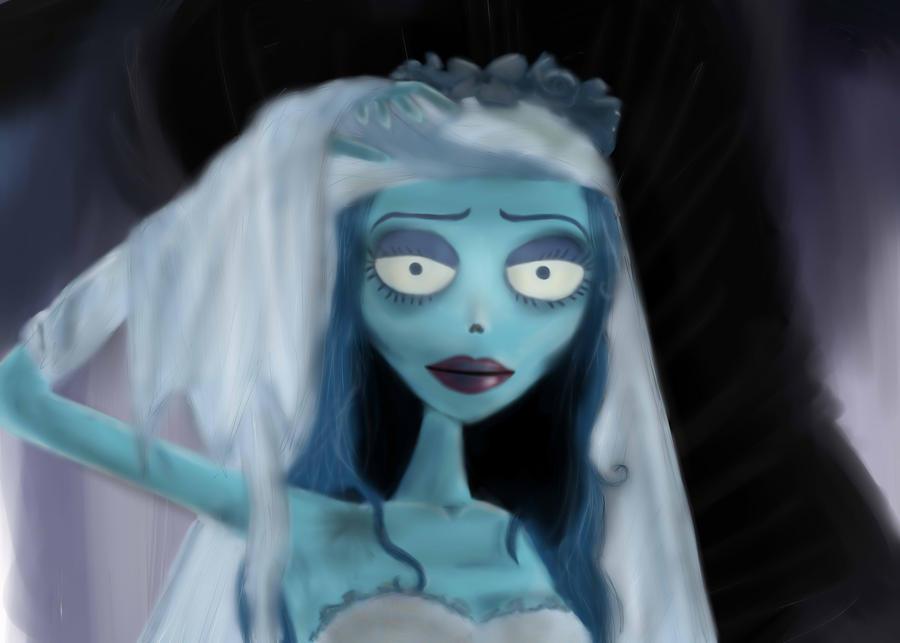 Corpse Bride Emily Alive