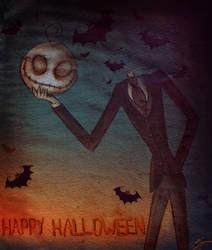 Happy Halloween, Cry!