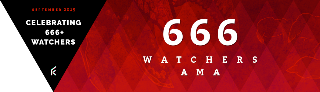 666 Watchers AMA