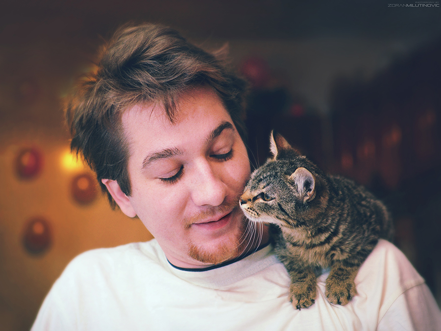 My pet, my friend by ZoranPhoto