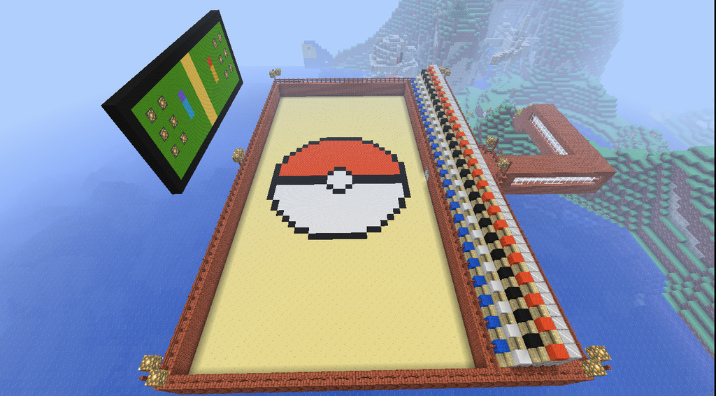 how to get pokemon in minecraft