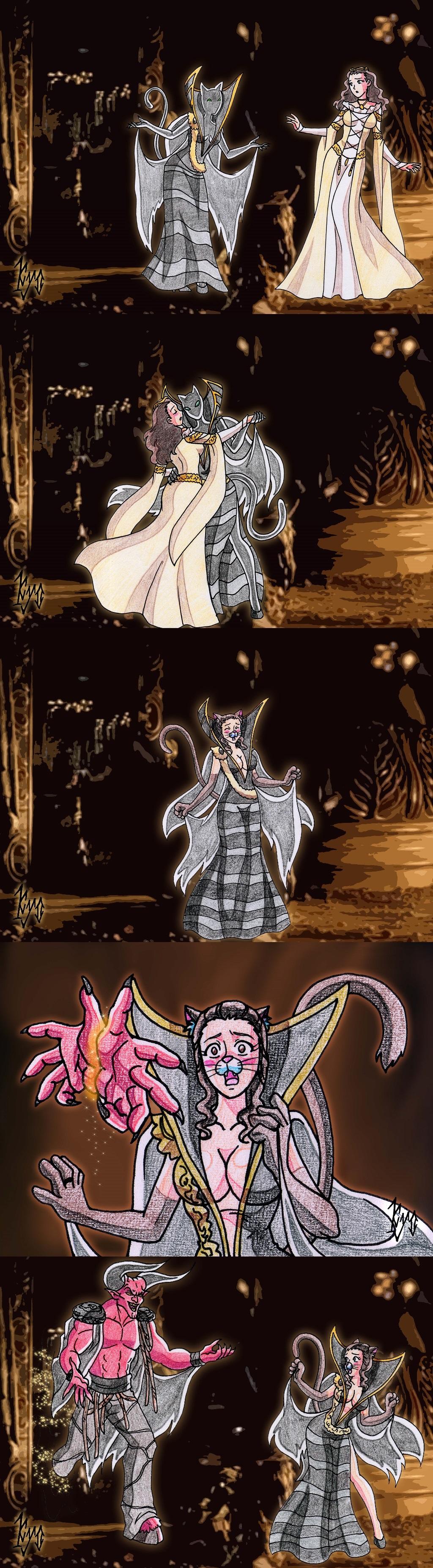 Legend - Seduced by Darkness (Kyo)