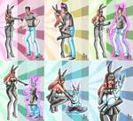 Ariana's Bunny Trick (Kyo)