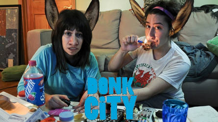 Donk City by macguffin78