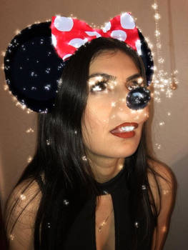 Brooke Minnie-Mousified