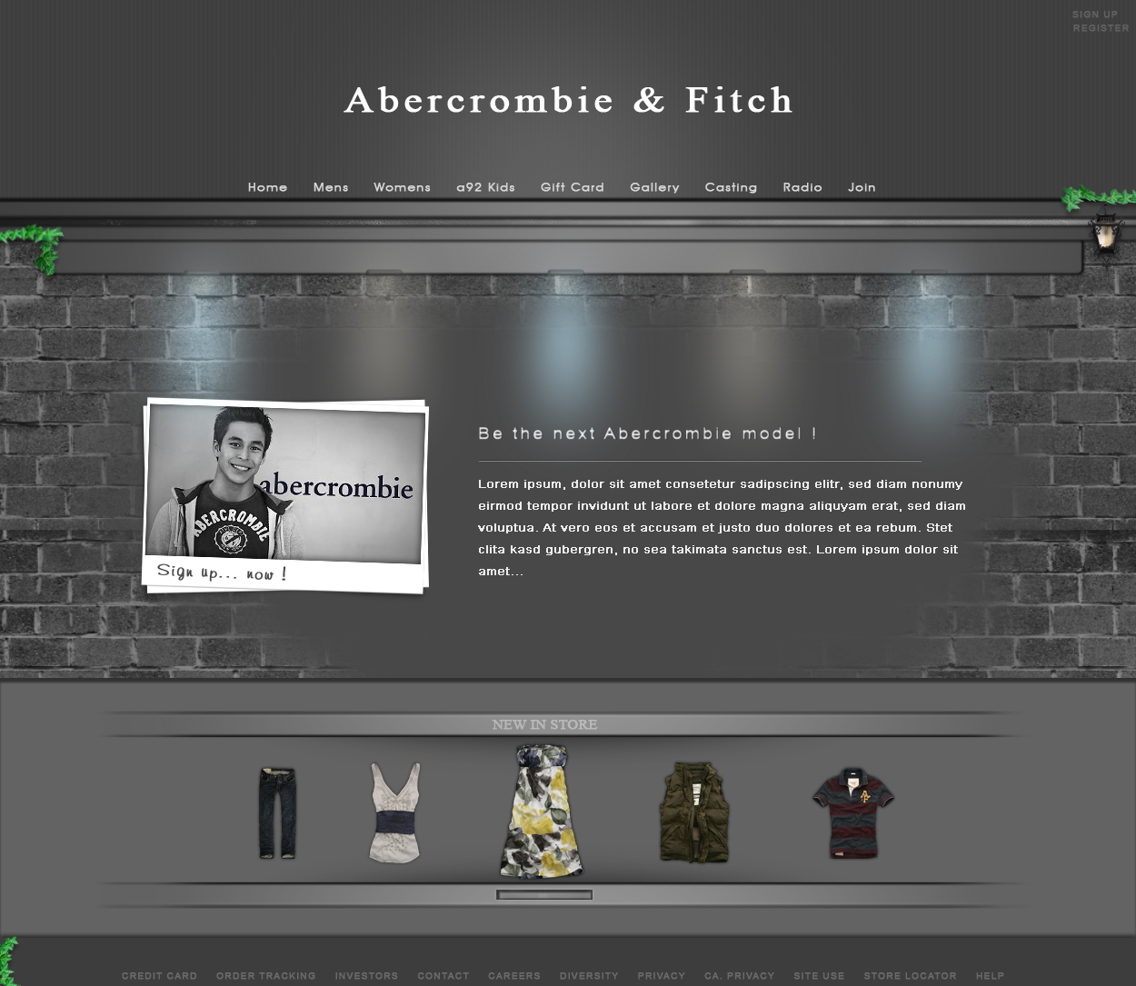 abercrombie chat sites High quality, collegiate-inspired, casual luxury clothing  questions click here to chat or text with the tysons corner center concierge at (703) 997-0950.