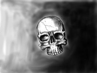 Skull by Ded-Eye0311