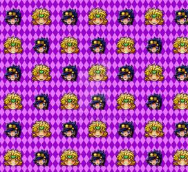 JoJo pattern!